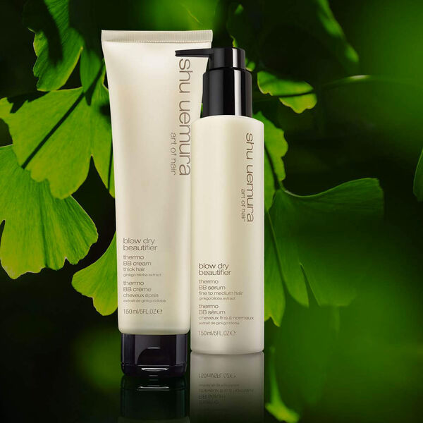 Photo de l'actualité Shu Uemura Art of Hair lance les Blow dry Beautifier