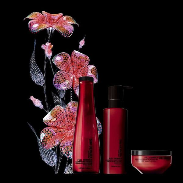 News picture Shu Uemura Art of Hair and its ceremonies